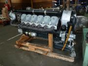 motor T3-930-50, 12-ti válec, 2x turbo po GO, cena 140 000,- Kč bez DPH